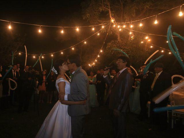 El matrimonio de Karen y Leonel en Lurigancho-Chosica, Lima 54