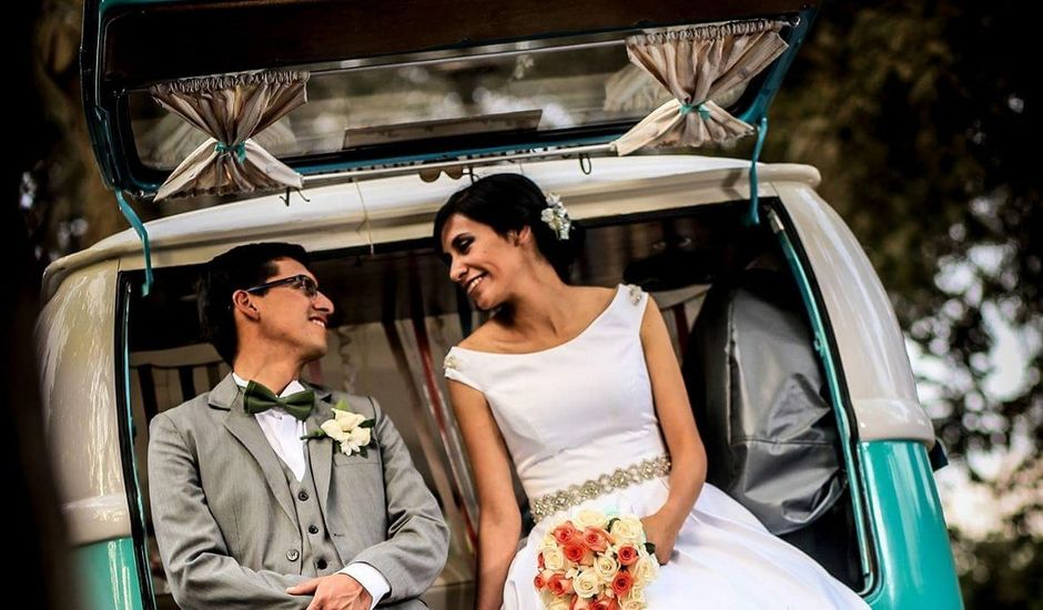 El matrimonio de Karen y Leonel en Lurigancho-Chosica, Lima