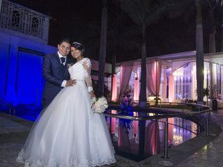 El matrimonio de Ana Paula y Renato