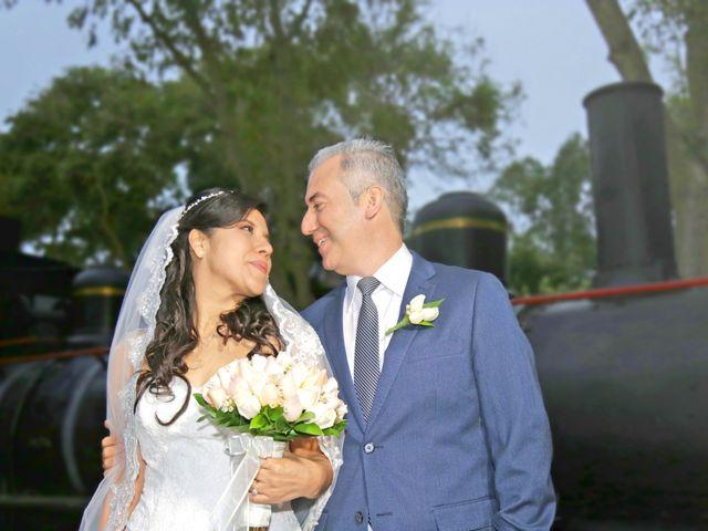 El matrimonio de Lizet y Sandro