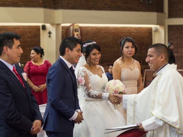 El matrimonio de Renato y Ana Paula en Lima, Lima 19