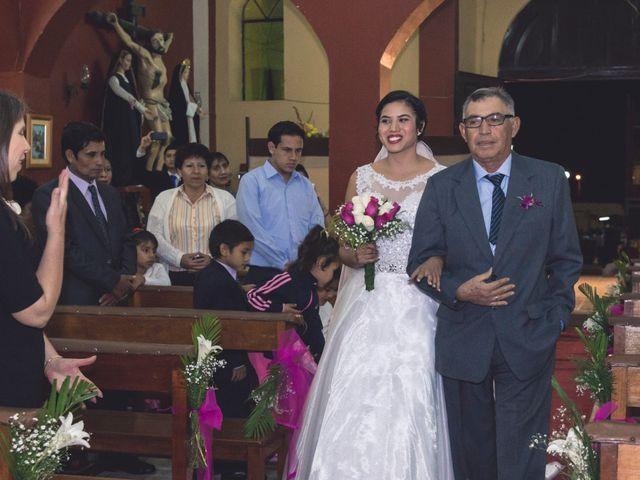El matrimonio de Roberto y Mónica en Saña, Lambayeque 11