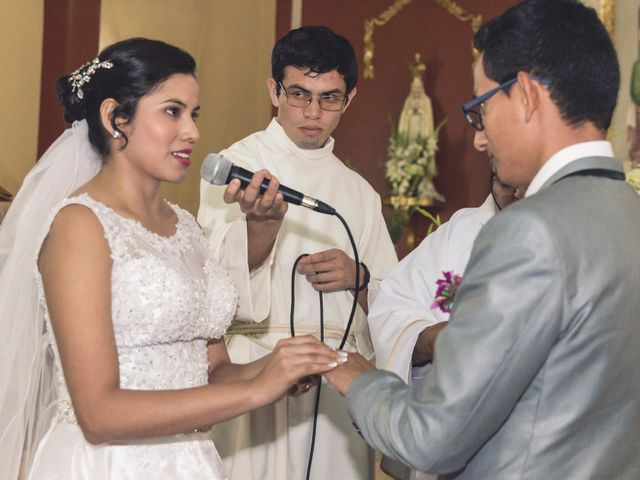 El matrimonio de Roberto y Mónica en Saña, Lambayeque 13