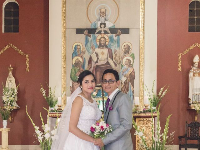 El matrimonio de Roberto y Mónica en Saña, Lambayeque 18