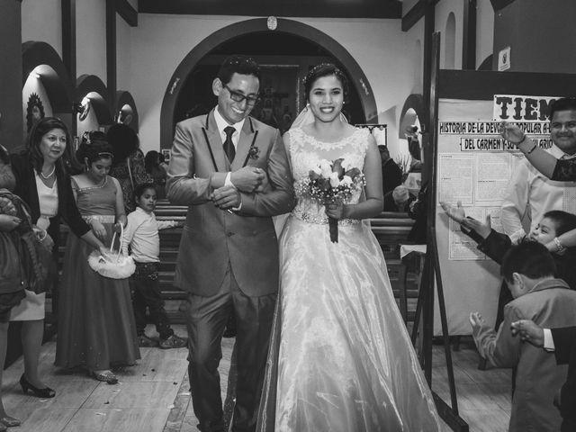 El matrimonio de Roberto y Mónica en Saña, Lambayeque 1