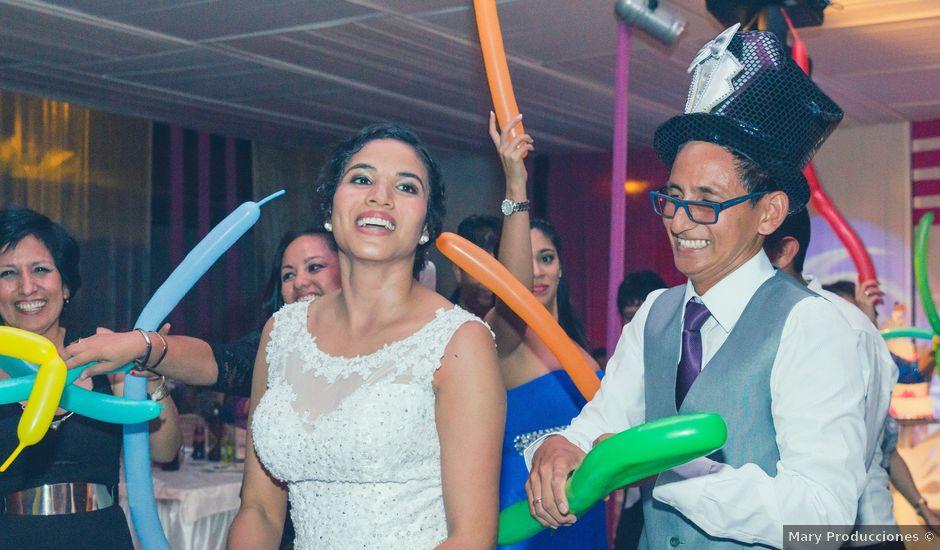 El matrimonio de Roberto y Mónica en Saña, Lambayeque