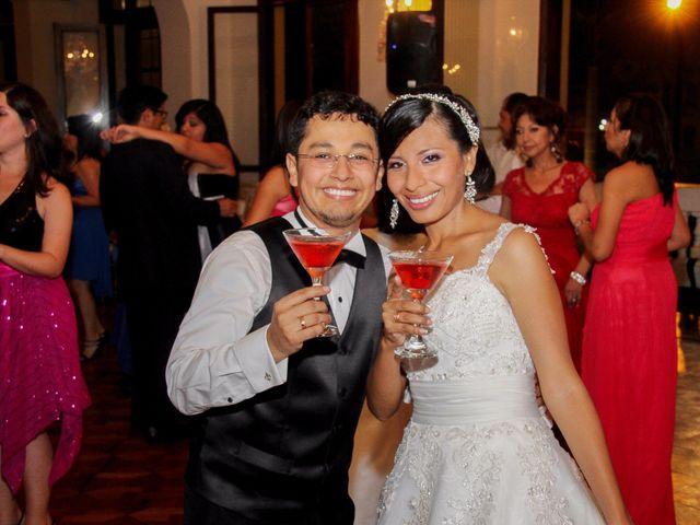 El matrimonio de Gabriela y Fernando