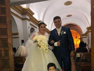El matrimonio de Faby  y Alan 1