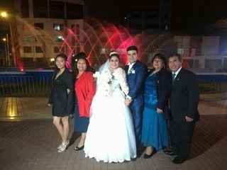 El matrimonio de Faby  y Alan 3