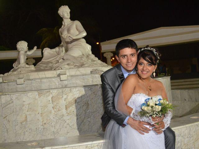El matrimonio de Victor  y Briggite