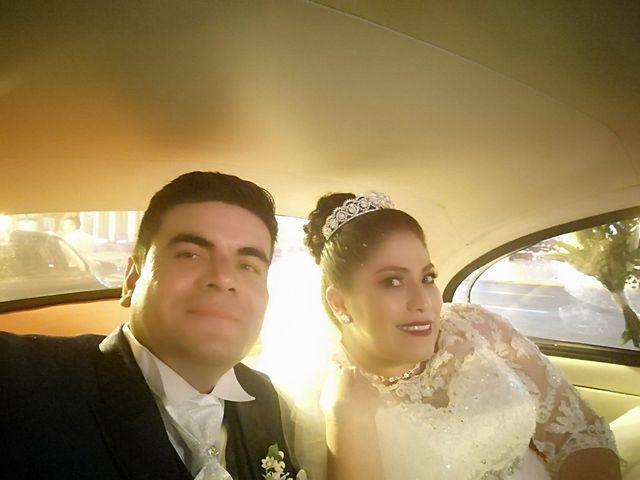 El matrimonio de Faby  y Alan
