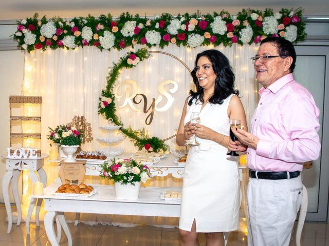 El matrimonio de Romel y Susana