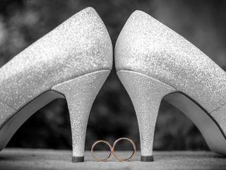 El matrimonio de Ale y David 1