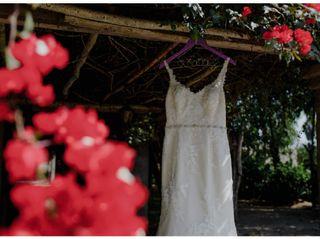 El matrimonio de Katia y Erick 1