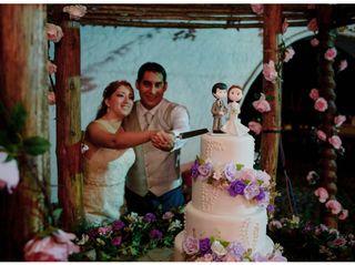El matrimonio de Katia y Erick