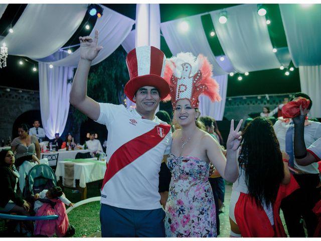 El matrimonio de Erick y Katia en Huaral, Lima 100