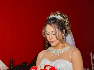 El matrimonio de Carlos y Susan 3