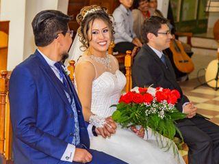 El matrimonio de Carlos y Susan