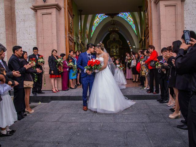 El matrimonio de Susan y Carlos en Arequipa, Arequipa 17
