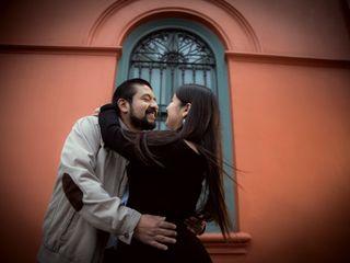 El matrimonio de Viviana y Jorge 1