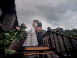 El matrimonio de Viviana y Jorge