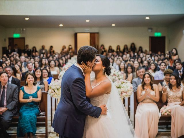 El matrimonio de Laly y Jonathan