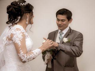 El matrimonio de Oscar y Sandy 2
