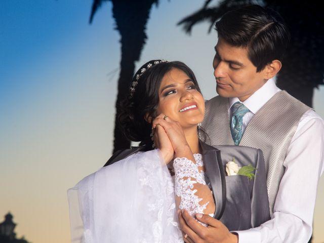 El matrimonio de Oscar y Sandy
