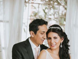 El matrimonio de Milagros y Julio