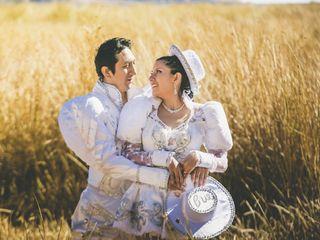 El matrimonio de Milagros y Julio 2
