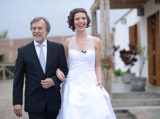 El matrimonio de Lala y Pedro 3