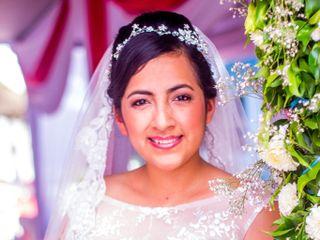El matrimonio de Lorena Patricia  y Walter David  1