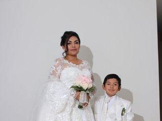 El matrimonio de Zeyda  y Yaksel  1