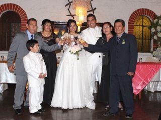 El matrimonio de Zeyda  y Yaksel  2