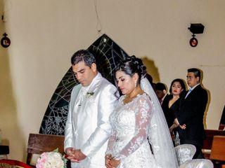 El matrimonio de Zeyda  y Yaksel
