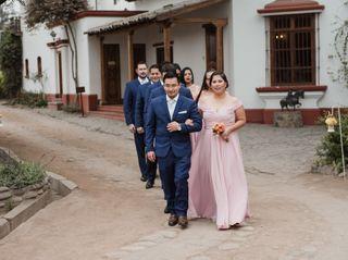 El matrimonio de Javier y Erica 2