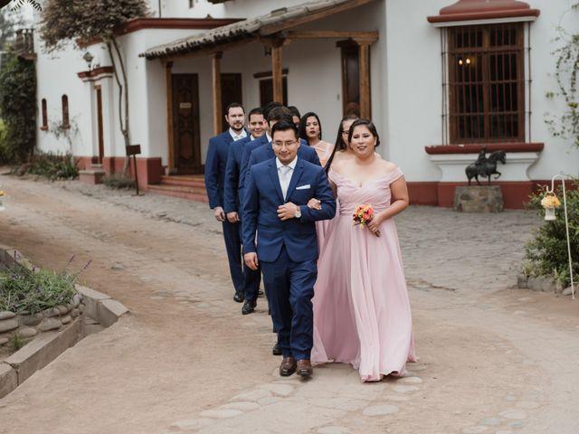 El matrimonio de Erica y Javier en Lima, Lima 3