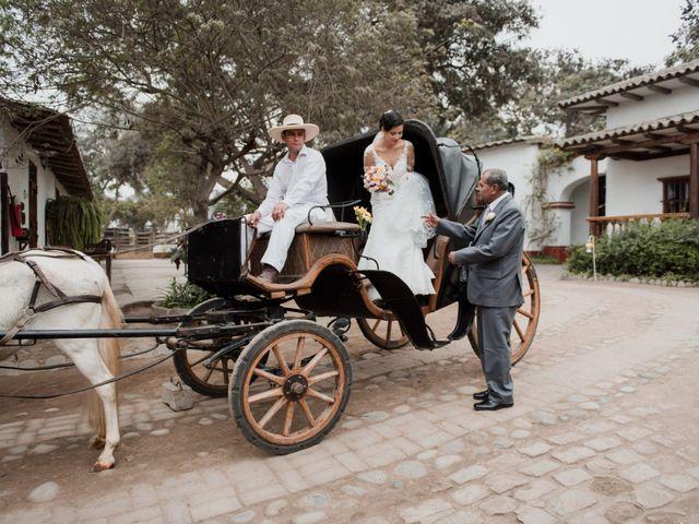 El matrimonio de Erica y Javier en Lima, Lima 42