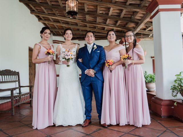 El matrimonio de Erica y Javier en Lima, Lima 44