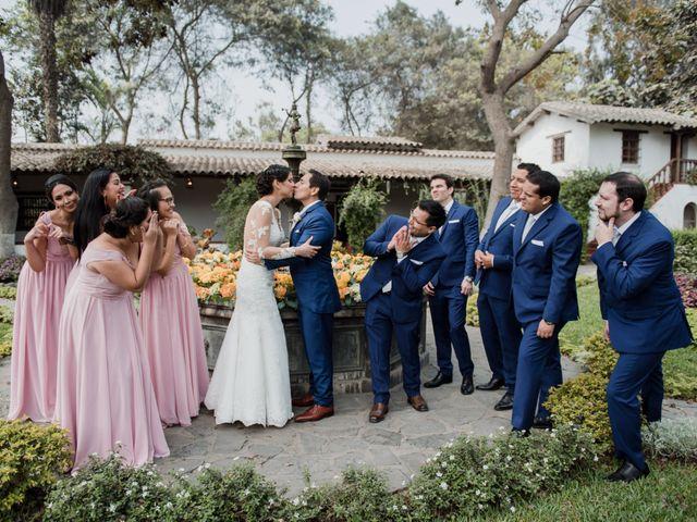 El matrimonio de Erica y Javier en Lima, Lima 45