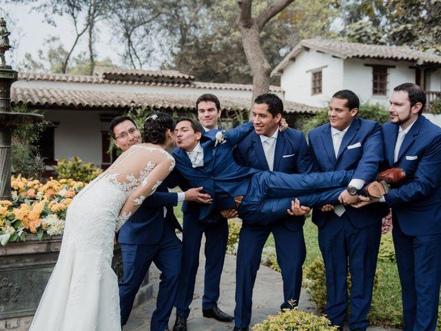 El matrimonio de Erica y Javier en Lima, Lima 46