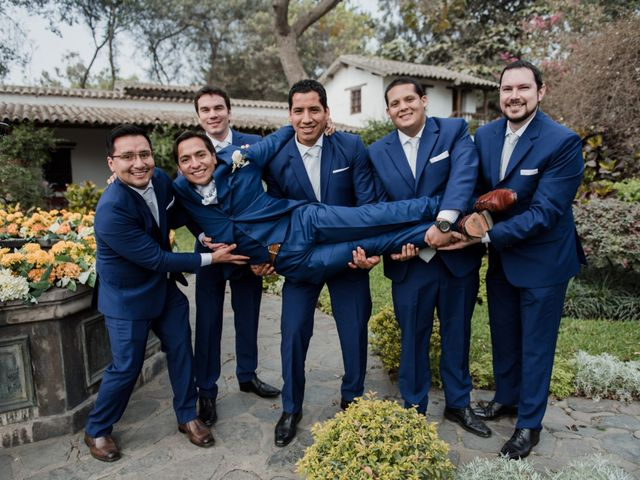 El matrimonio de Erica y Javier en Lima, Lima 47