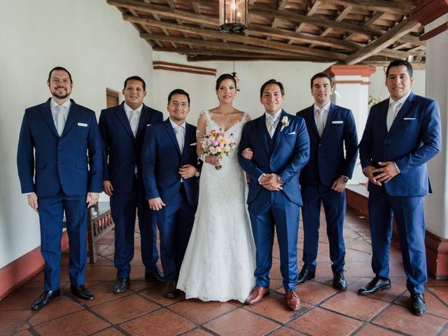 El matrimonio de Erica y Javier en Lima, Lima 48