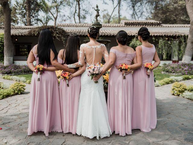 El matrimonio de Erica y Javier en Lima, Lima 49