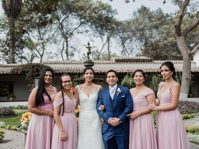 El matrimonio de Erica y Javier en Lima, Lima 50