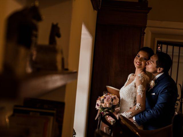El matrimonio de Erica y Javier en Lima, Lima 51