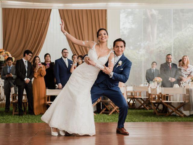 El matrimonio de Javier y Erica