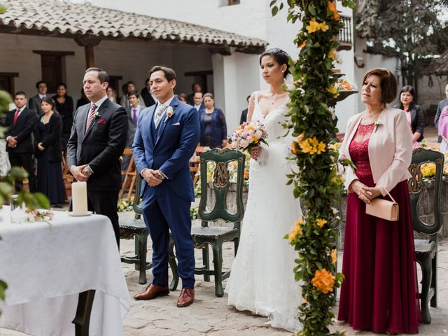 El matrimonio de Erica y Javier en Lima, Lima 69