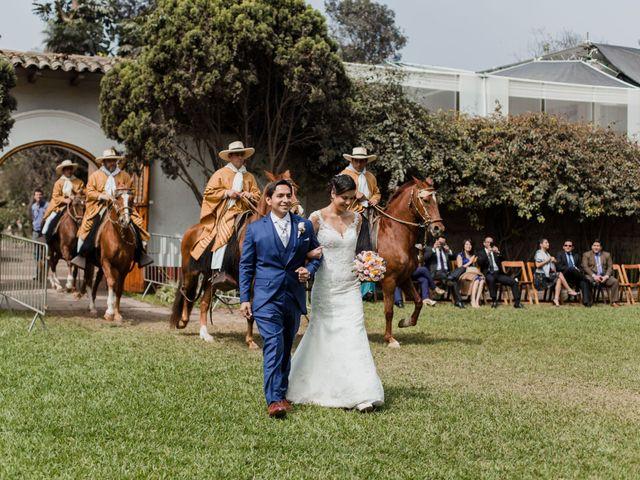 El matrimonio de Erica y Javier en Lima, Lima 72