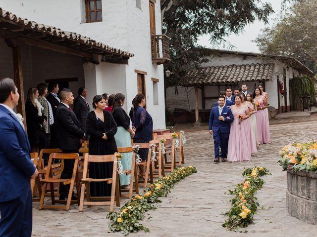 El matrimonio de Erica y Javier en Lima, Lima 78